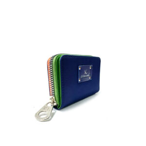 Billetera Nube Mini Blue